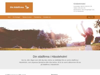 www.städfirmahässleholm.se
