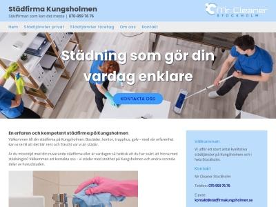 www.städfirmakungsholmen.se