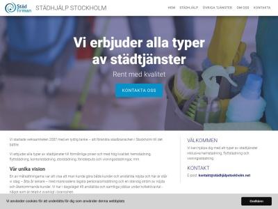 www.städhjälpstockholm.net