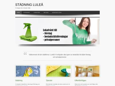 www.städning-luleå.se
