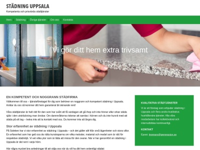 www.städninguppsala.nu