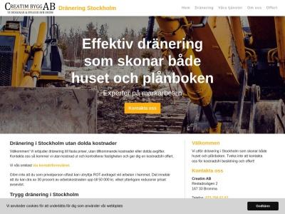 www.stockholmdränering.se