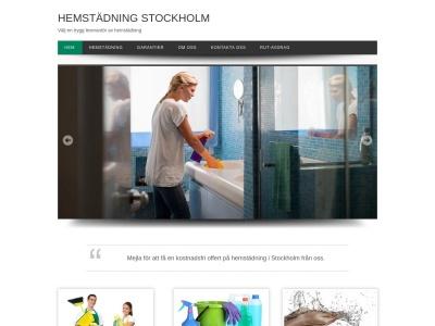 www.stockholmhemstädning.nu