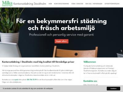 www.stockholmkontorsstädning.se