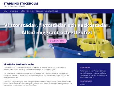 www.stockholmstädning.se