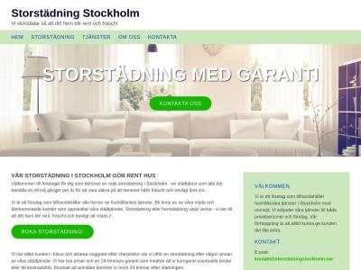 www.storstädningstockholm.net