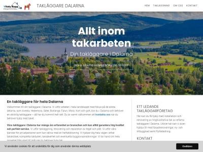www.takläggaredalarna.nu