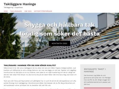 www.takläggarehaninge.se