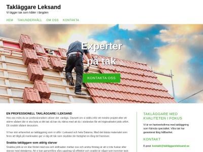 www.takläggareleksand.se