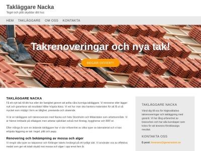 www.takläggarenacka.se