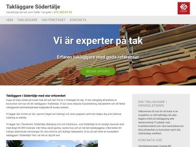 www.takläggaresödertälje.nu