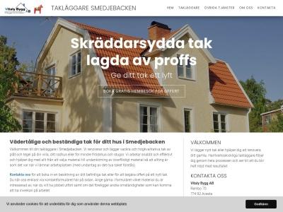 www.takläggaresmedjebacken.se