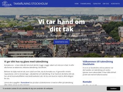 www.takmålningstockholm.se