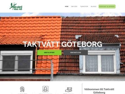 www.taktvättgöteborg.nu