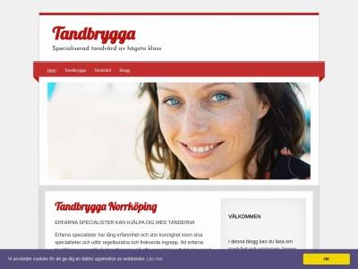 www.tandbrygganorrköping.se