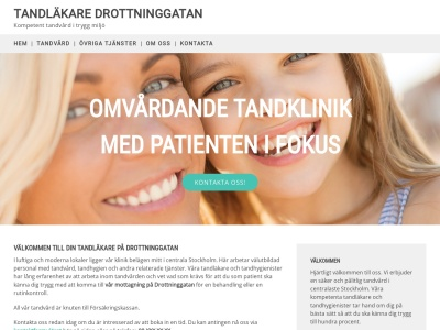 www.tandläkaredrottninggatan.se