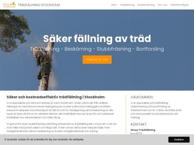 www.trädfällningstockholm.se