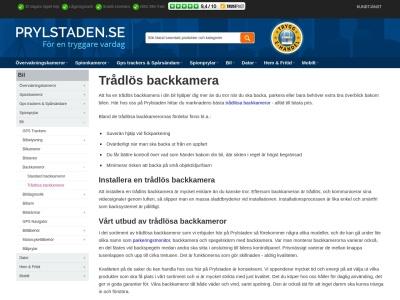 www.trådlösbackkamera.se