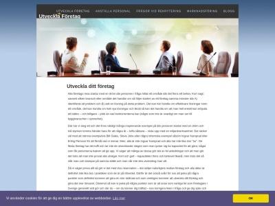 www.utvecklaföretag.se