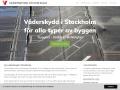 www.väderskyddstockholm.nu