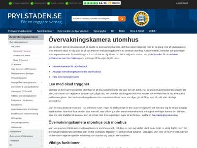 www.övervakningskamerautomhus.se
