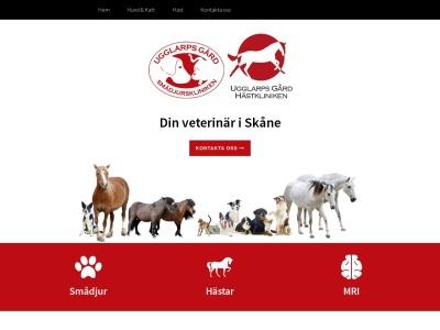 www.veterinärskåne.se