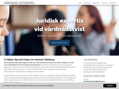 www.vårdnadgöteborg.se