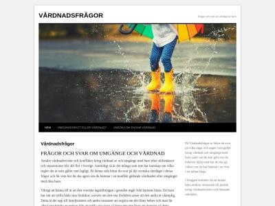 www.vårdnadsfrågor.se