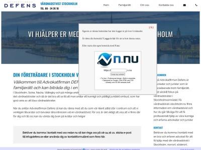 www.vårdnadstvist-stockholm.nu
