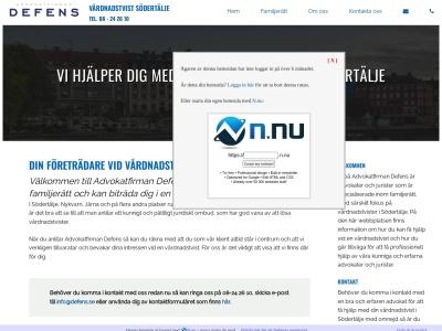 www.vårdnadstvistsödertälje.se