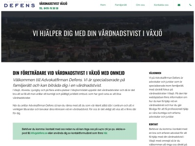 www.vårdnadstvistväxjö.se