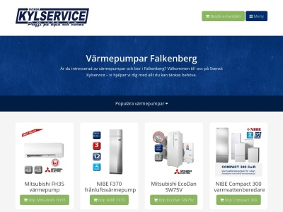 www.värmepumparfalkenberg.se