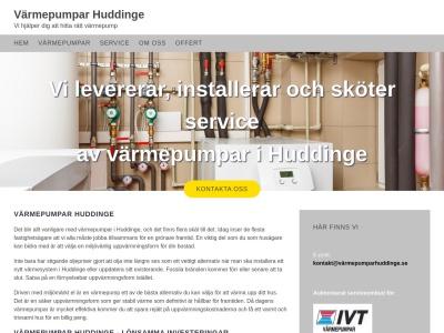 www.värmepumparhuddinge.se