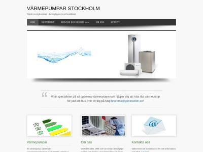 www.värmepumparstockholm.se