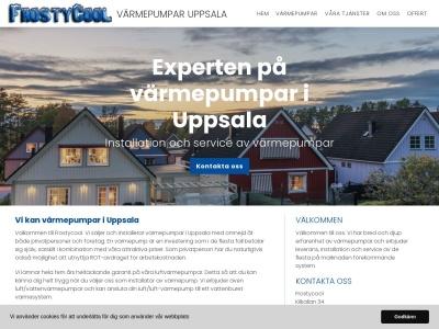 www.värmepumparuppsala.nu