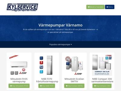 www.värmepumparvärnamo.se