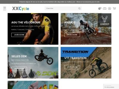 XXCycle.fr : Vélos et accessoires en ligne