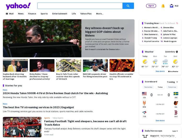 Yahoo! Coupon Codes