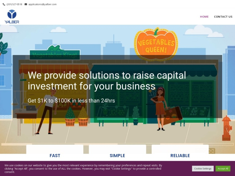 Royalty Based Investments screenshot