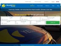 Yellowfish Transfers Fast Coupon & Promo Codes