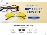 Yesglasses Fast Coupon & Promo Codes