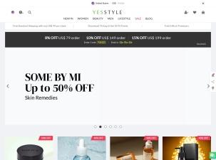 Магазин YesStyle.com INT