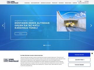 ym.com.tr için Ekran Görüntüsü