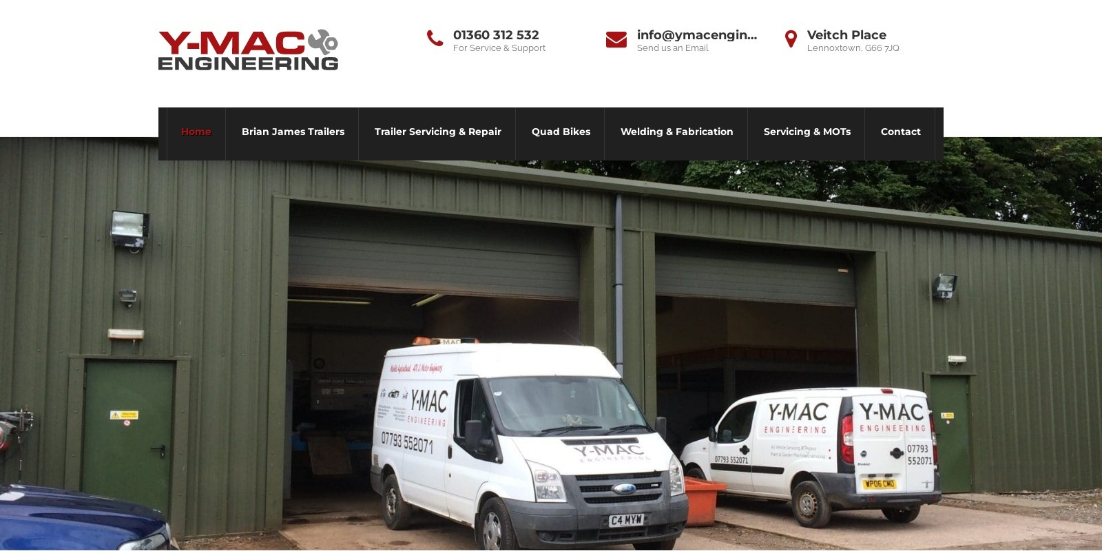 Preview of http://www.ymacengineering.co.uk