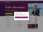 Snelle 4G Topdeal van Youfone: Sim Large 250 min/sms en 1500MB €13 p/mnd