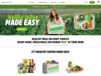 Youfoodz Coupon Codes & Voucher Codes
