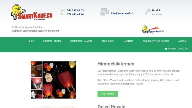 www.youpidoo.ch Vorschau, HS Production