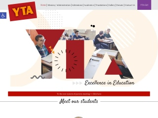Screenshot for yta.org.il