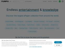 Yumpu Promo Code screenshot