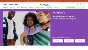 Code promo Zalando Exclusif Soldes -50% + 10% de reduction